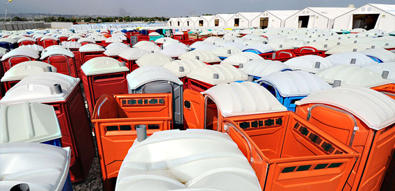 Champion Portable Toilets in Lovington,  NM